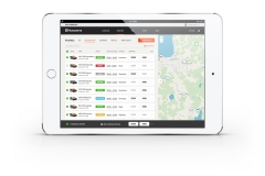 Inventory Fleet Services iPad