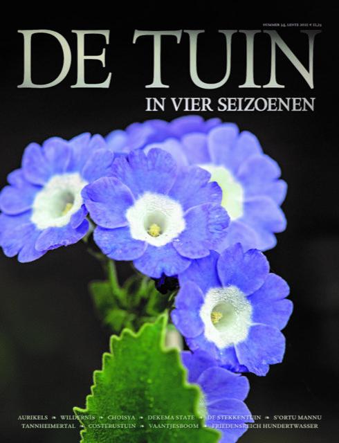 De Tuin lente 2021