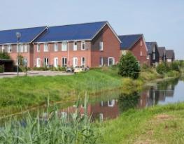 'Verplicht groene maatregelen bij woningbouw'