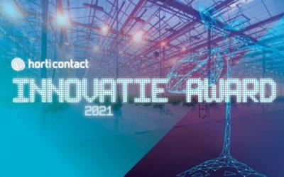 Genomineerden HortiContact Innovatie Award 2021 bekend: AgroEnergy, Van Iperen en Koppert Biological Systems